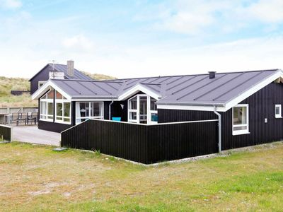 Photo for Sprawling Holiday Home at Hvide Sande with Indoor Whirlpool