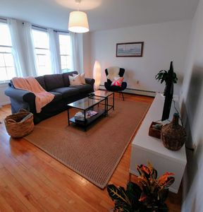 Photo for Large sunny 2 bedroom apartment in the center of Yarmouth.