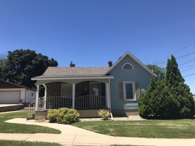Great Bungalow located in Monroe WI.