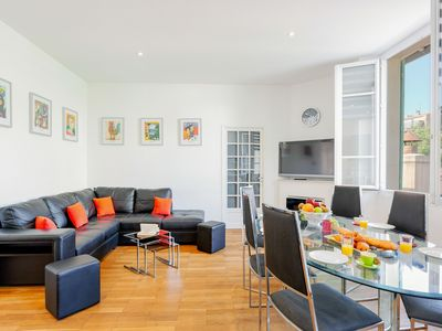 Photo for Apartment Forville, with air conditioner