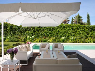 Photo for SPECIAL OFFER Villa Diamante TOP Villa with pool near to Beach Clubs