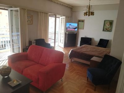 Photo for LOVELY CENTRAL APARTMENT IN ATHENS