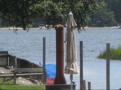 Photo for Nice, Clean, Affordable Cottage with a/c on Otsego Lake, Gaylord, MI