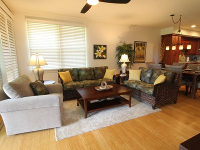 Photo for A/C, Pool, Expansive Sunset and Golf Course Views **Thanksgiving Special $295**