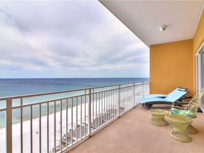 Photo for Spacious 1897 sq. ft. Ocean Front Unit With Ravishing Views