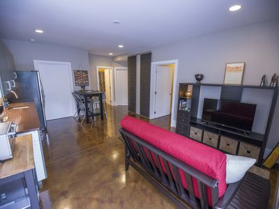 Photo for Private Living Suite In A Newly Green Built Modern Home In The Heart Of West AVL