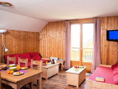 Photo for The Chalets du Berger *** - 2 rooms + sleeping area 6 persons