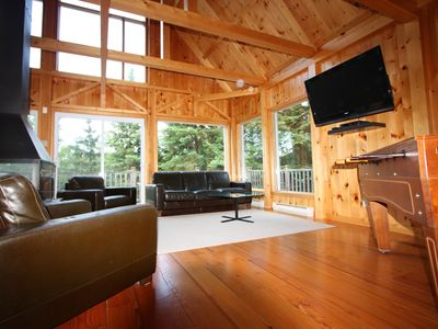 Photo for Luxury Tremblant Chalet for rent