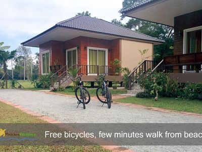 Photo for Lakeview Bungalow Near Phuket Airport and MaiKhao Beach
