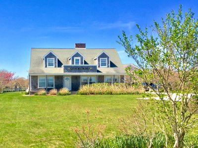 Photo for Classic Nantucket Home with Ocean Views!