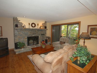 Photo for 2 Bedroom Ledges Condo at Hawk Mtn. Perfect for 2 Couples.