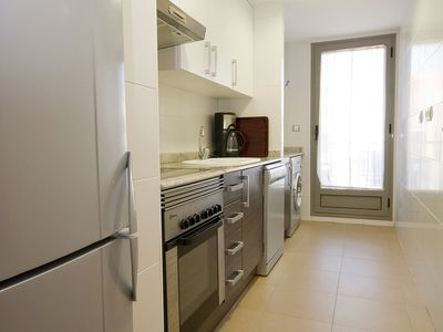 Photo for Alcocebre Suites 3000, dos dormitorios (6pers) #8 - Two Bedroom Apartment, Sleeps 6