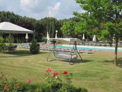 Photo for Holiday apartment Holiday Resort in the countryside