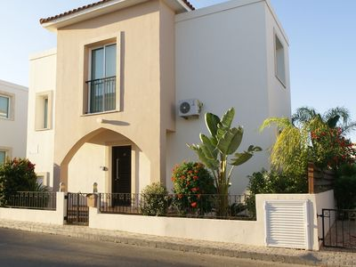 Photo for ANJALI - 3Bed Homey Villa within walking distance to Pernera Beach and Resorts