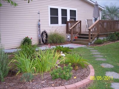 Photo for Spacious Home with Golf Cart Close to the Beach, 3 BR 2 Bath