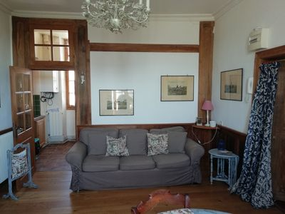 Photo for BEAUTIFUL APARTMENT IN QUIET STREET CENTRE PERIGUEUX HISTORY