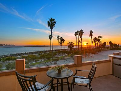Photo for Beach Front Vacation Rental-sleeps 14 people + LOW RATES!