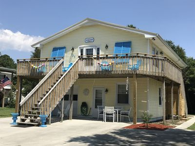 Photo for Oceanside Beach House, newly updated, 5 minute walk to the beach!!