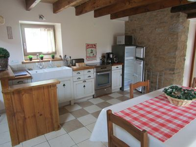 Photo for 2BR House Vacation Rental in Quimperlé, Bretagne