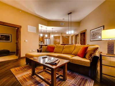 Photo for Luxury Mountain Condo Loaded With Resort Style Amenities!