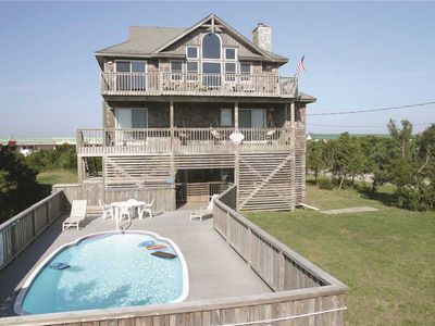 Photo for OCEANVIEW in Avon w/Pool&HotTub, PetFriendly