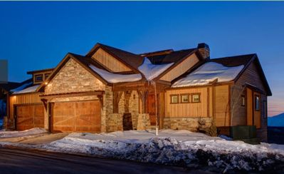Photo for Luxury Townhome With Stunning Lake And Mountain Views + Year Round Recreation