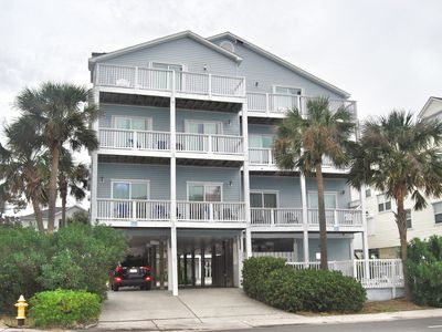 Photo for TAHITIAN TAJ 401 ***7 BEDROOM SECOND ROW CONDO WITH GAME ROOM AND POOL!!!