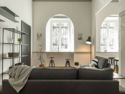 Photo for Castello Milano  apartment in Centro Storico with WiFi & air conditioning.