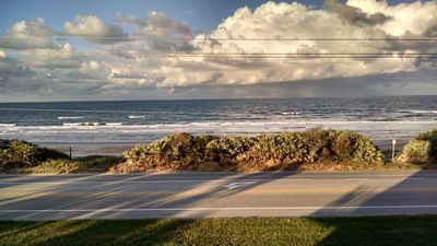 "Photo for 2 BR/2 BA Ocean View, Heated Pool, 3rd Floor, King Bed, 60"" Smart TV Netflix"