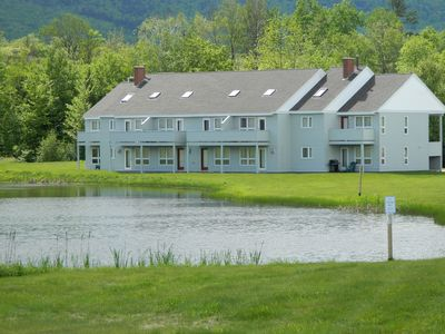 Photo for Condo on Sugarloaf just mins from the Appalachian Trail and Carrabassett River.