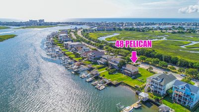 Photo for Waterfront Duplex with Boat Slip
