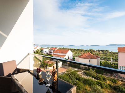 Photo for Stella Croatica Suite - Amazing sea view from your balcony. Opened all year long