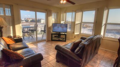 Photo for Gulf-Front 2 bedroom Condo