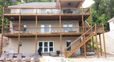 Photo for 5BR House Vacation Rental in Sunrise Beach, Missouri