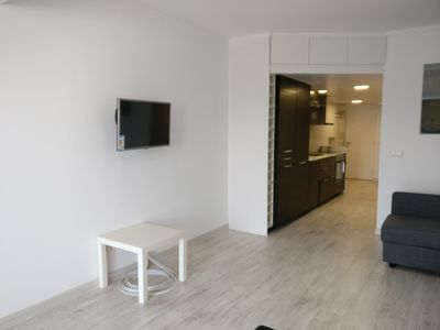 Photo for Beach Apartment with Private Terrace
