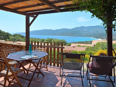 Photo for Vacation home Alba Rossa (SFO100) in Serra-di-Ferro - 4 persons, 1 bedrooms