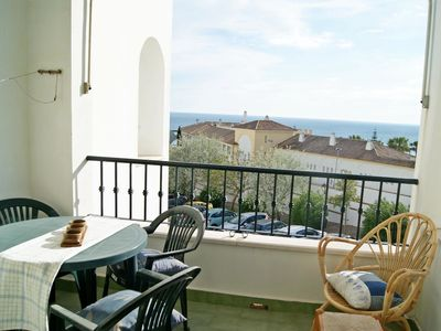 Photo for Lovely apartment for 4 guests with TV and pets allowed