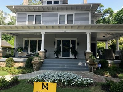 Photo for INMAN PARK BEAUTY! RENOVATED SPACE IN HISTORIC HOME. 5 MINUTE WALK TO BELTLINE