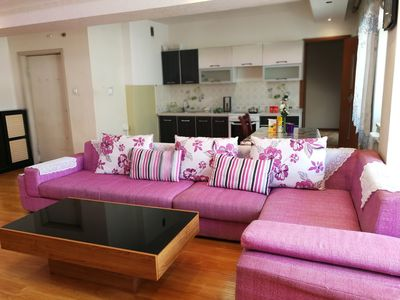 Photo for 2 Bedrooms apartment near shopping street