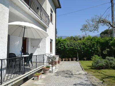 Photo for Cosy and comfortable apartment in Marina di Massa, only 900 m from the beach!