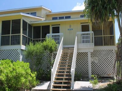 Photo for LABOR DAY still available!! - Bring your toes, the sand is calling!  Idyllic location on The Gulf of Mexico, quiet, relaxing and boat only access.