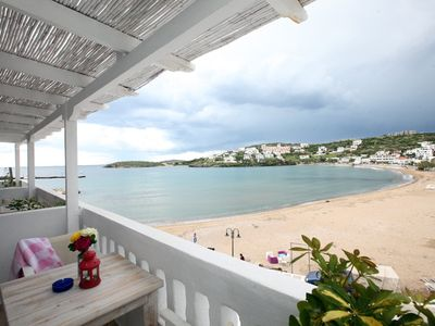 Photo for Cosy studio with wonderful views over the sea