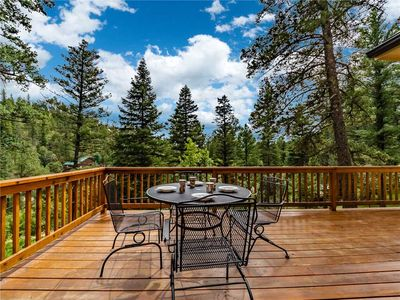 Photo for Heavenly Pines, 3 Bedrooms, WiFi, Fireplace, Ramp Accessible, Hot Tub, Sleeps 6