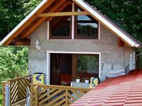 Very friendly, well situated holiday cabin