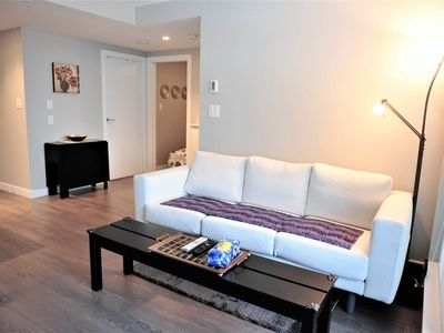 Photo for Brand New 1BDR 1Den Condo in Vancouver