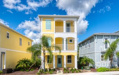 Photo for Vibrant Cottage Only 3 Miles from Disney! Hotel Amenities Included + Daily Clean
