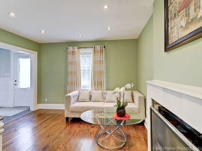 Photo for Entire house Bloor West Village with parking