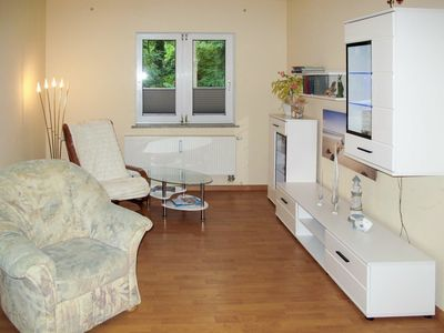 Photo for Beautiful apartment for 4 guests with WIFI, TV, pets allowed and parking