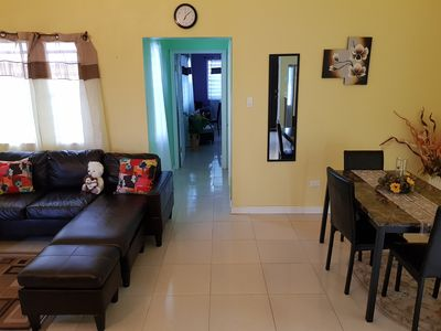 Photo for Modern, clean, spacious home. Convenient location, easy reach to main attraction