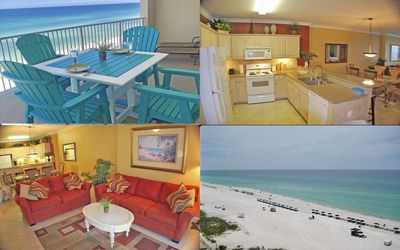 Photo for Luxurious Beach Front Condo-FREE Beach Chairs Included!!!